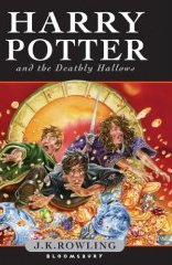 Harry Potter & The Deathly Hallows Cover