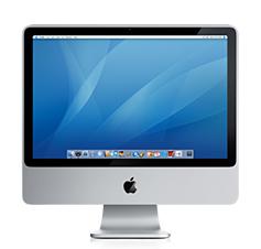 20″ Aluminium iMac