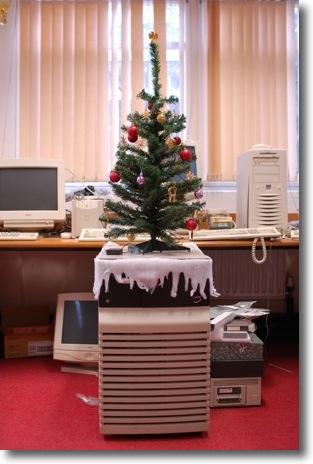 Systems XMas Tree