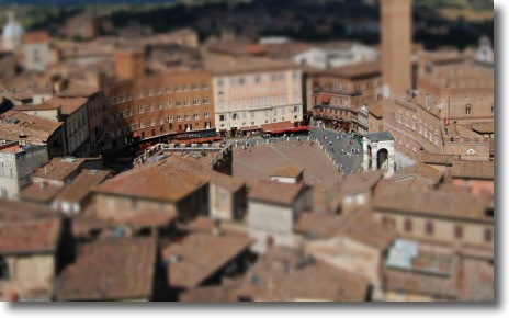 Tilt-Shift Photography Demo - The Image After Blurring