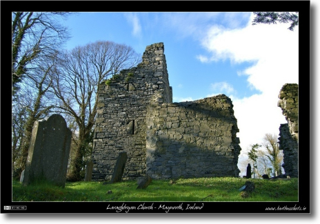 Laraghbryan Church (HDR)