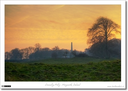 Connolly's Folly at Dusk