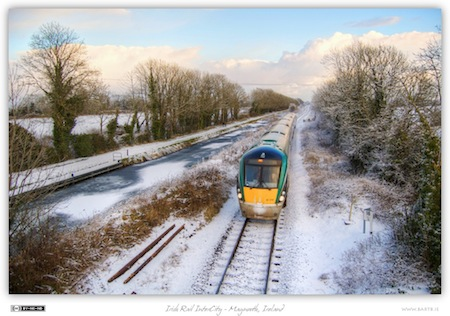 Irish Rail InterCity