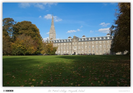 St. Patrick's College in Autumn