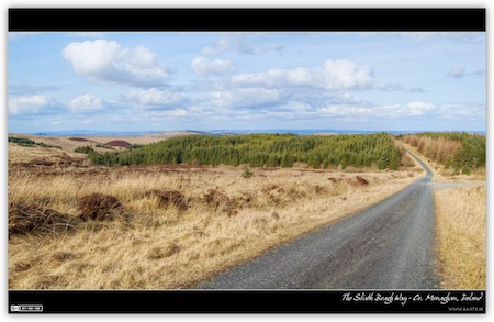 The Sliabh Beagh Way
