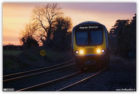 Irish Rail Class 29000