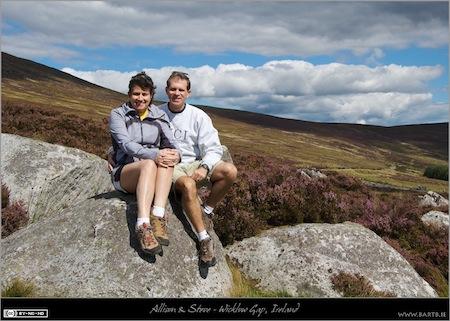 Allison & Steve