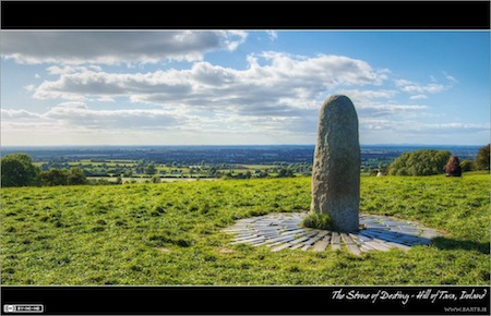 The Hill of Tara - Meath, Ireland