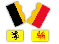 Belgium splitting?