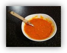 Red Lentil & Tomato Soup