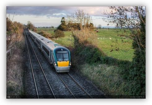 Irish Rail Class 22000