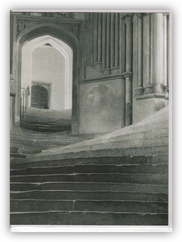 Platinotype by Frederick Evans