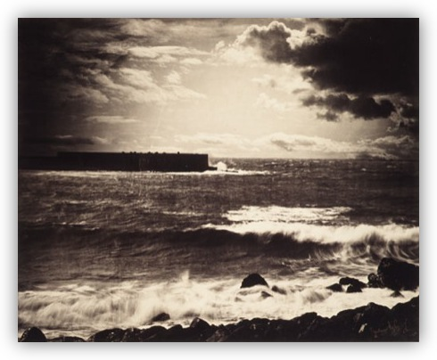 Gustave Le Gray - The Great Wave (1865)